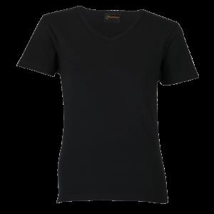 Barron-cotton-t-shirt-190g-ladies-v-neck