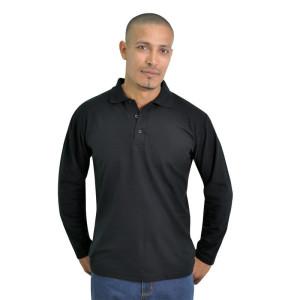 Proactive-pique-knit-long-sleeve-golf-shirt