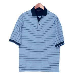 striped polo shirts