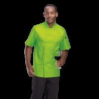 Barron Savona Short Sleeve Chef Jacket