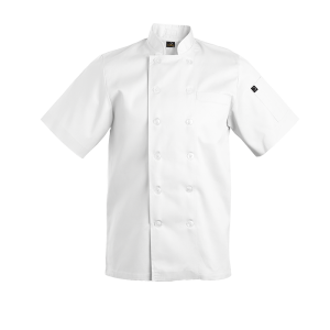 Barron Savona Short Sleeve Chef Jacket