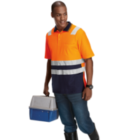 Barron High Vis Golf Shirts