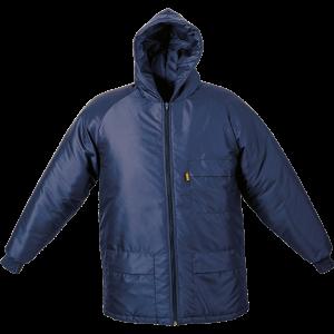 Freezer jacket