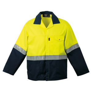 Premier conti jacket with reflective