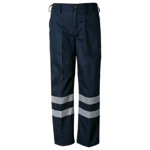 Premier conti trouser with reflective