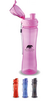 500ml Plastic Flip Top Waterbottle
