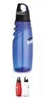 700ml Plastic Carabiner Waterbottle