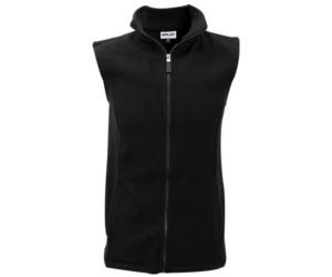 Altitude Unisex Polar Fleece Body Warmer Black