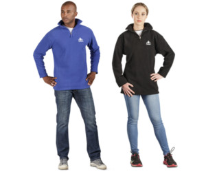 Altitude Quarter Zip Fleece Sweater