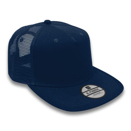 a-frame trucker cap