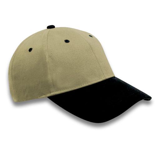 two tone cap