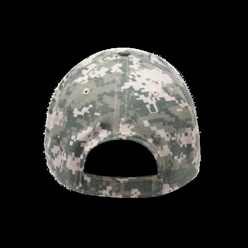 Pixel camo cap